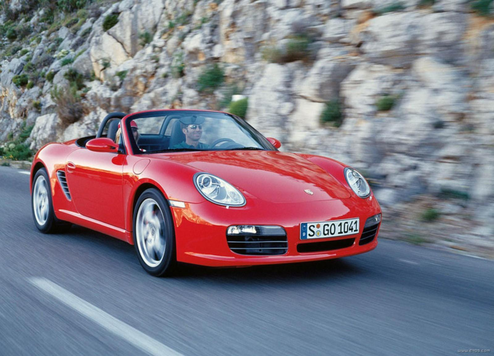 Porsche Boxster News And Reviews Top Speed Cdr 220 Wiring 2005 S 987