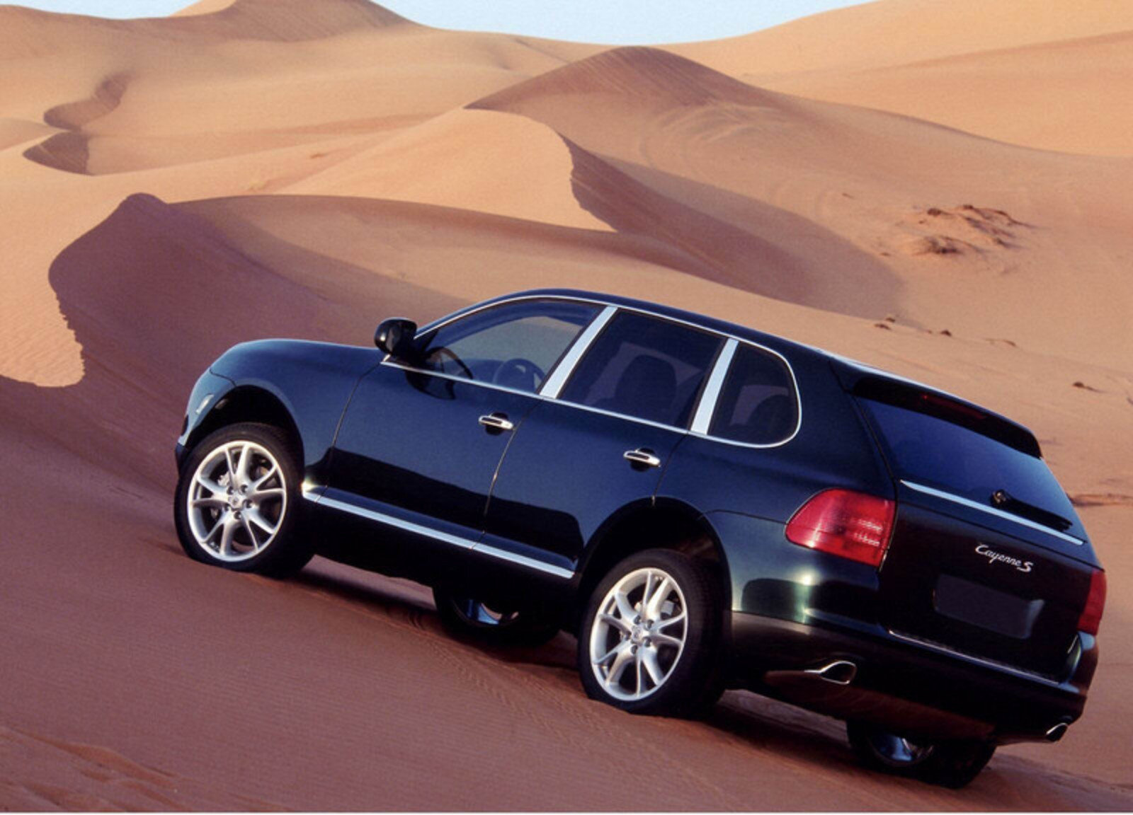 2005 porsche cayenne turbo picture 18917 car review top speed. Black Bedroom Furniture Sets. Home Design Ideas
