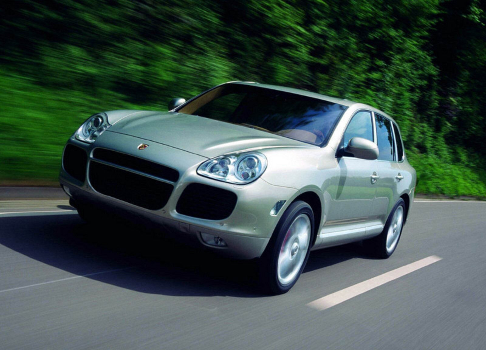 2005 porsche cayenne turbo picture 18919 car review top speed. Black Bedroom Furniture Sets. Home Design Ideas