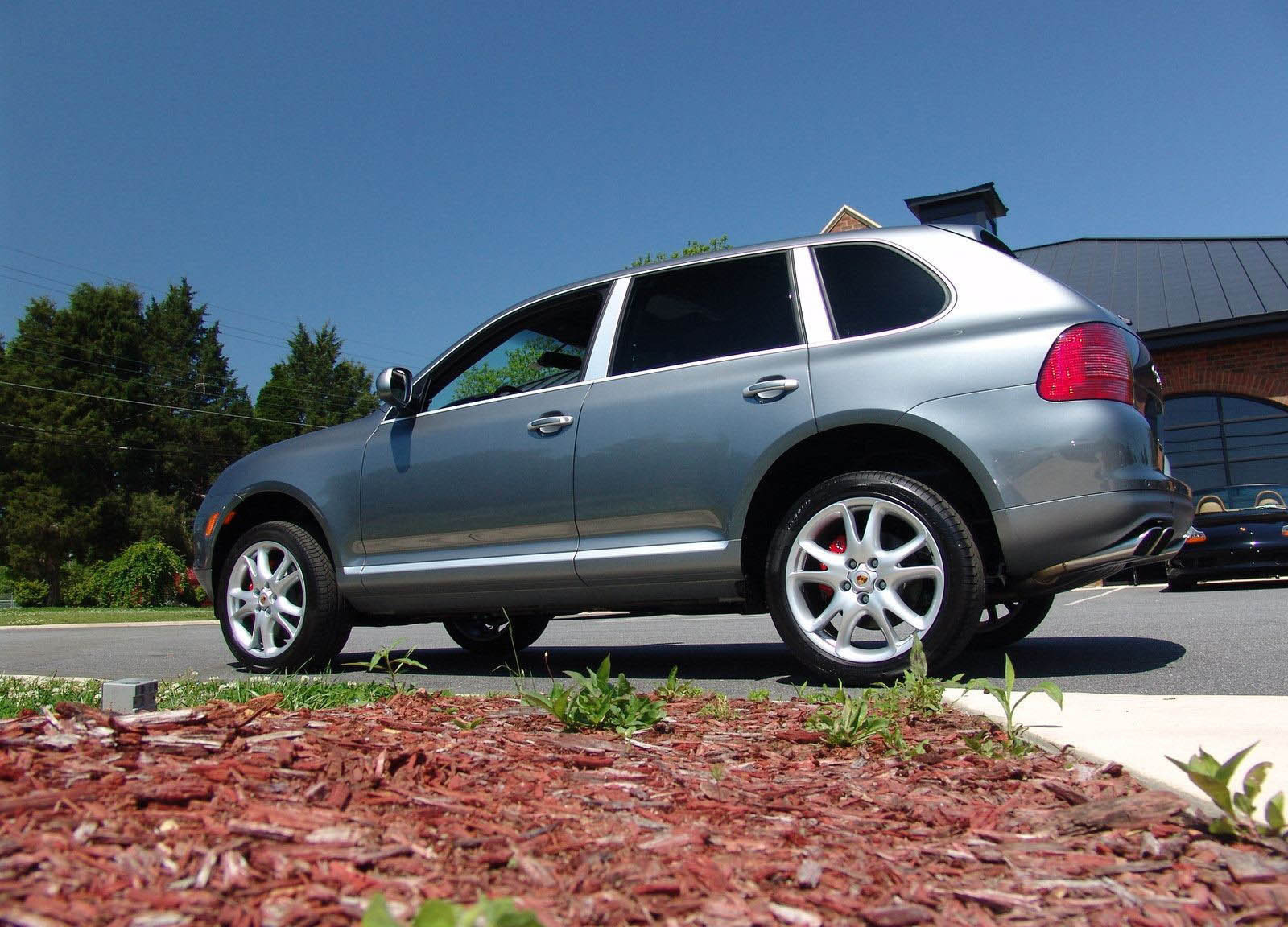 2005 porsche cayenne turbo picture 18906 car review top speed. Black Bedroom Furniture Sets. Home Design Ideas