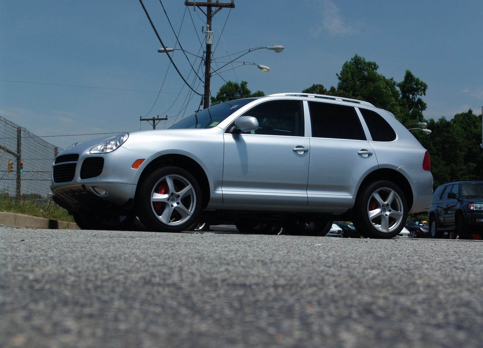 2005 porsche cayenne turbo picture 18909 car review top speed. Black Bedroom Furniture Sets. Home Design Ideas