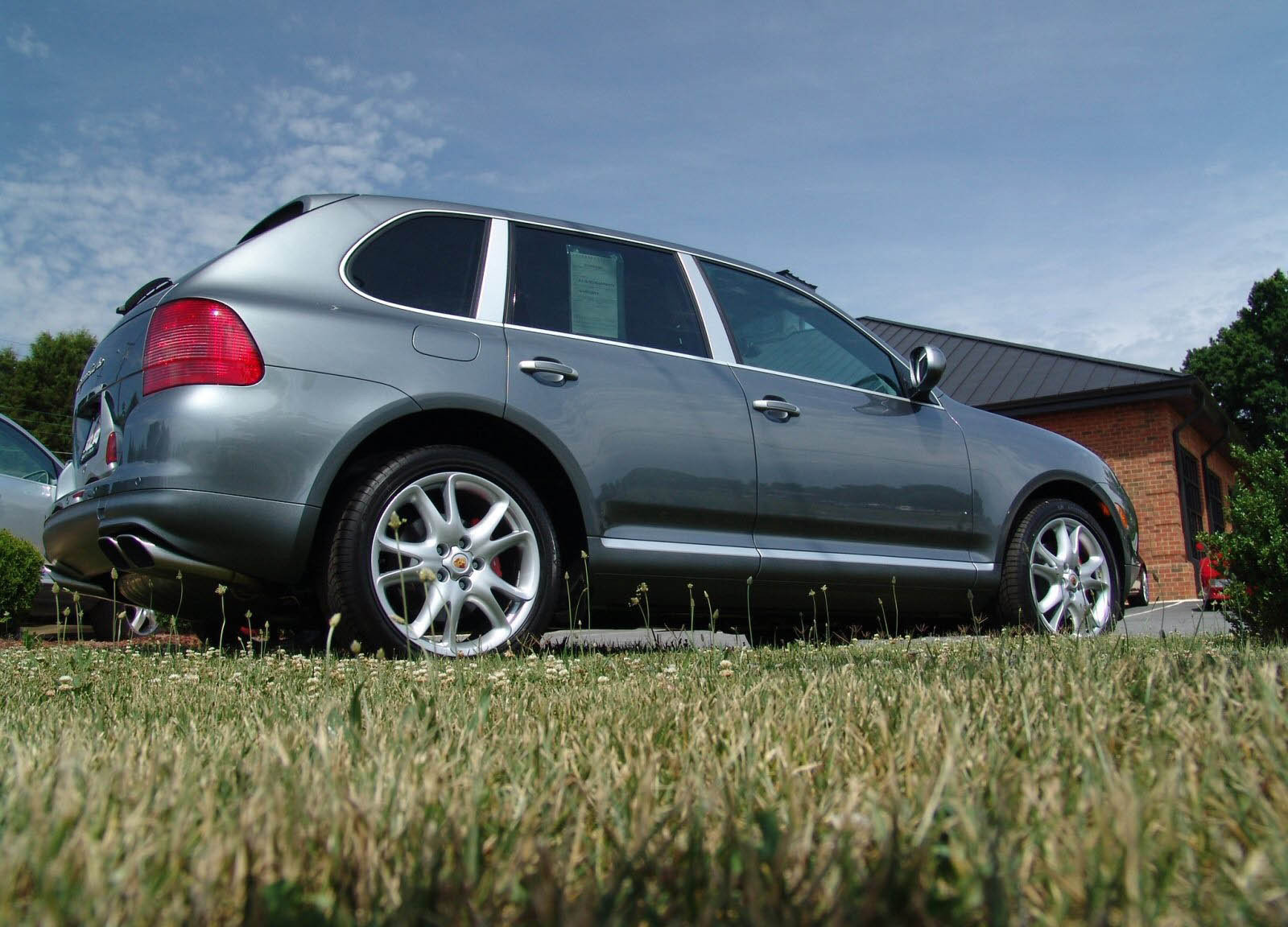 2005 porsche cayenne turbo picture 18912 car review top speed. Black Bedroom Furniture Sets. Home Design Ideas