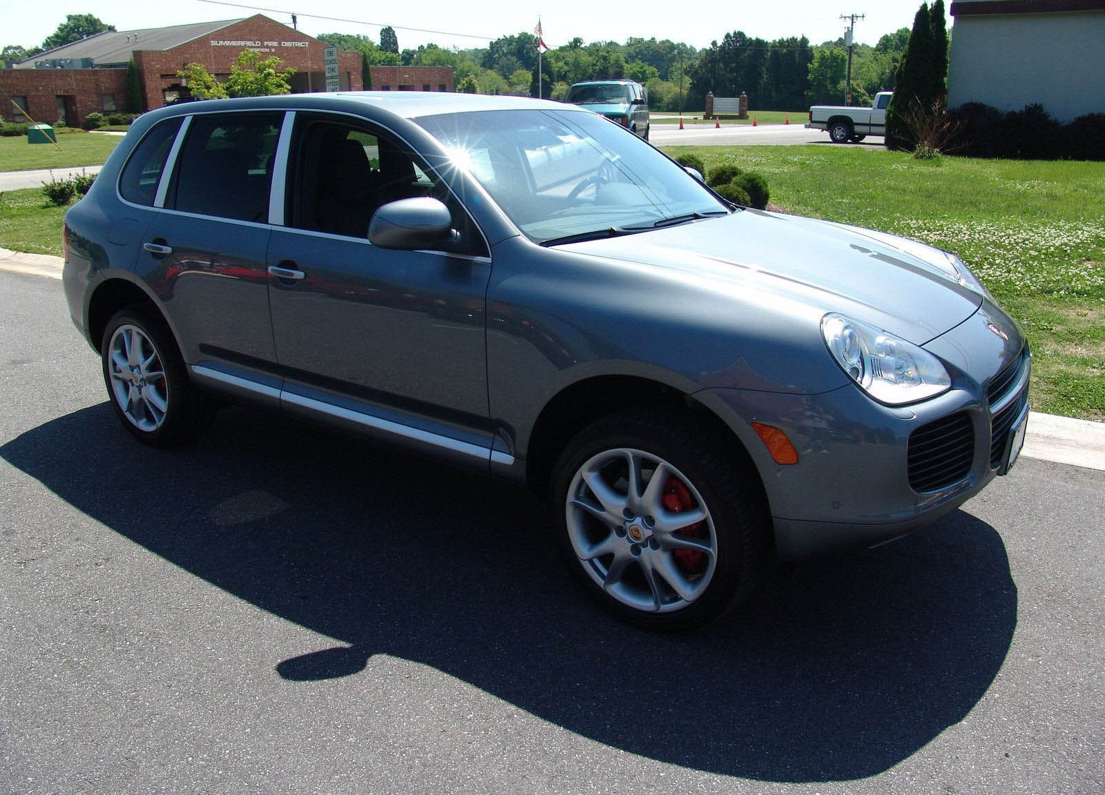 2005 porsche cayenne turbo picture 18904 car review top speed. Black Bedroom Furniture Sets. Home Design Ideas