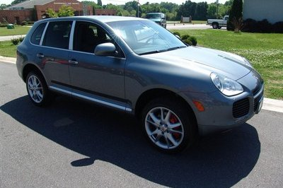 2005 Porsche Cayenne Turbo Review   Top Speed. »