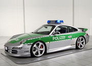 Porsche Carrera 997: Police cruiser by TechArt