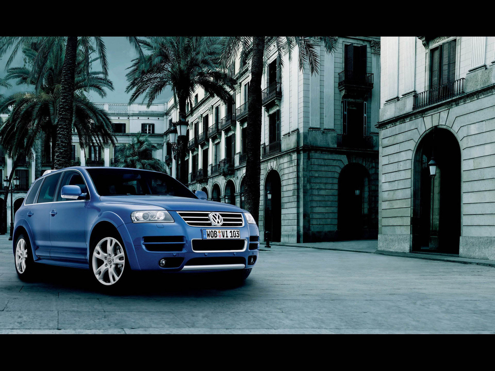 2005 volkswagen touareg w12 sport review top speed. Black Bedroom Furniture Sets. Home Design Ideas