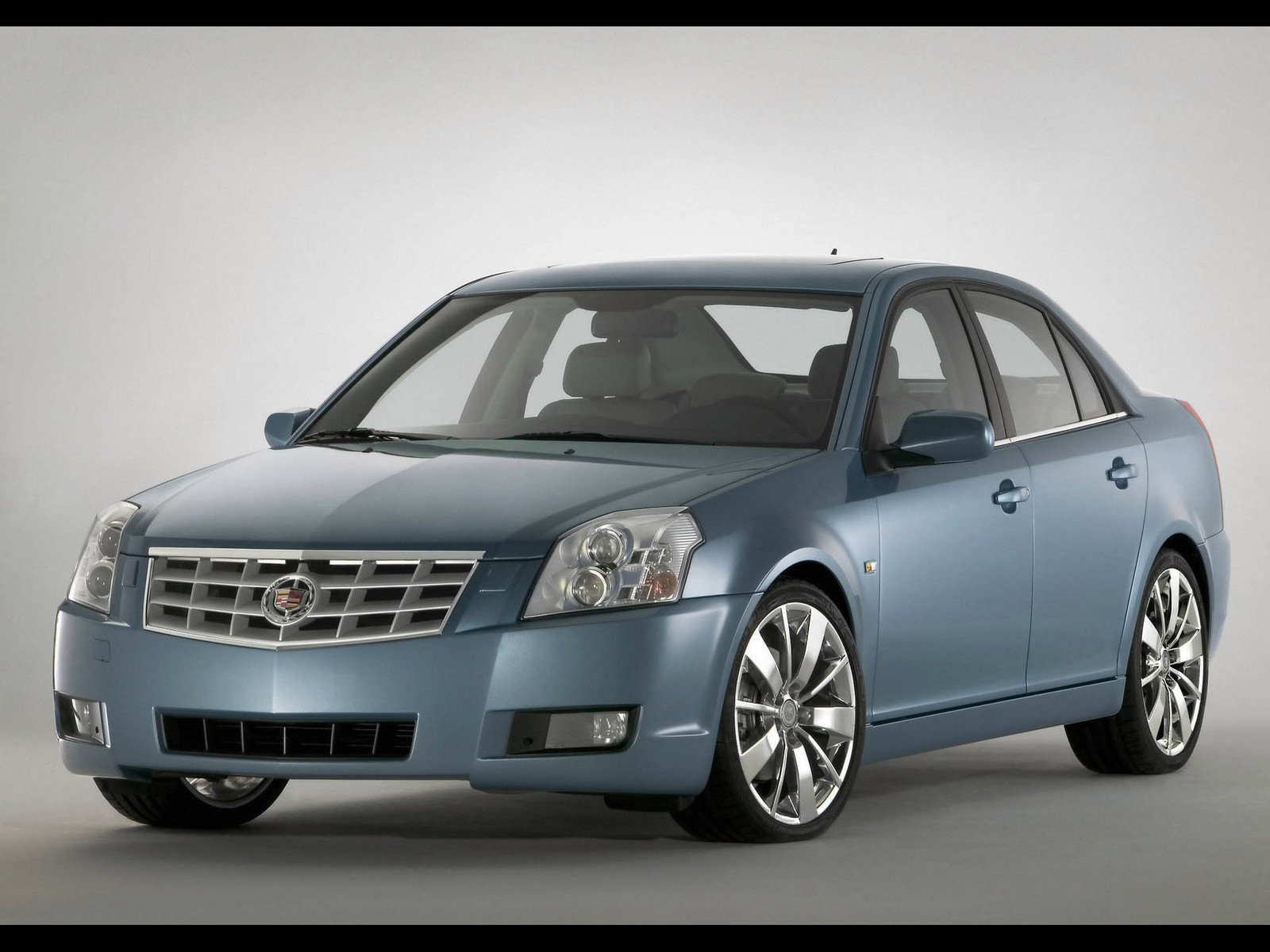 2006 Cadillac Bls Gallery 47716 Top Speed