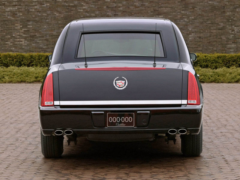 2006 Cadillac DTS Presidential Limousine