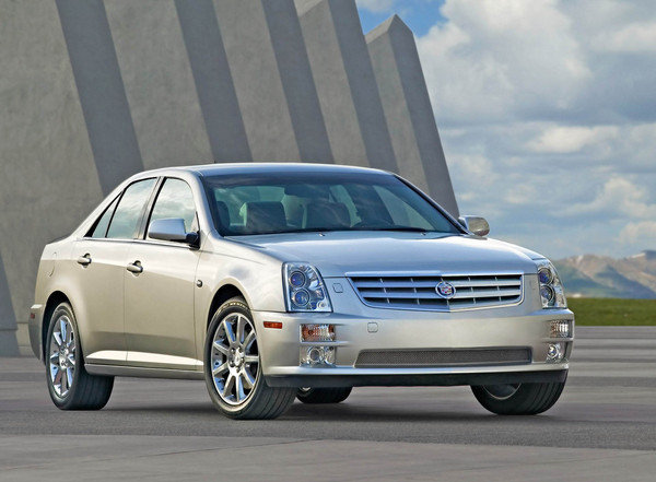2006 Cadillac STS Review - Top Speed