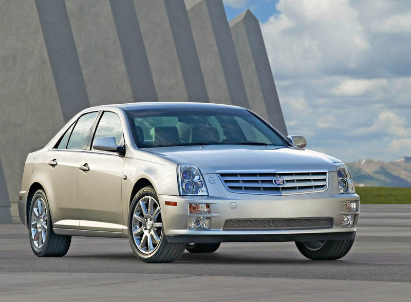 cadillac sts reviews specs prices photos and videos top speed 2003 Cadillac STS Problems 2006 cadillac sts