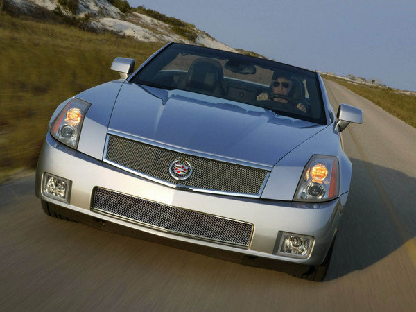 2006 cadillac xlr v car review top speed. Black Bedroom Furniture Sets. Home Design Ideas