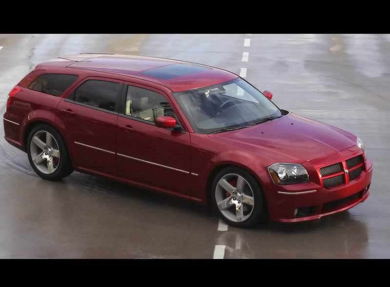 dodge magnum reviews specs prices photos and videos top speed. Black Bedroom Furniture Sets. Home Design Ideas