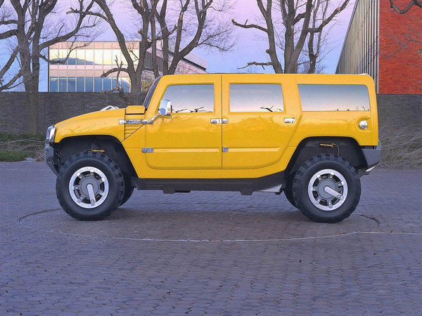2006 hummer h2 picture 6171 truck review top speed. Black Bedroom Furniture Sets. Home Design Ideas