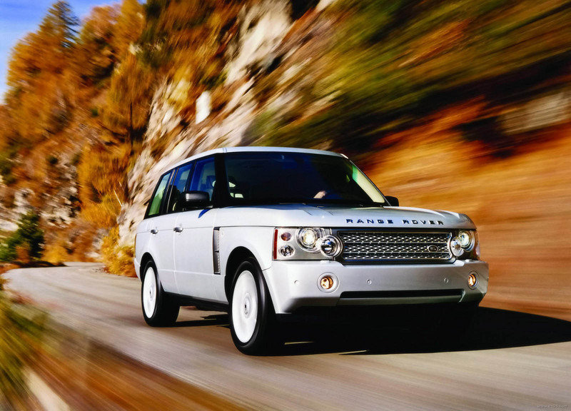 Land Rover Range Rover Reviews Specs  Prices  Page 2  Top Speed