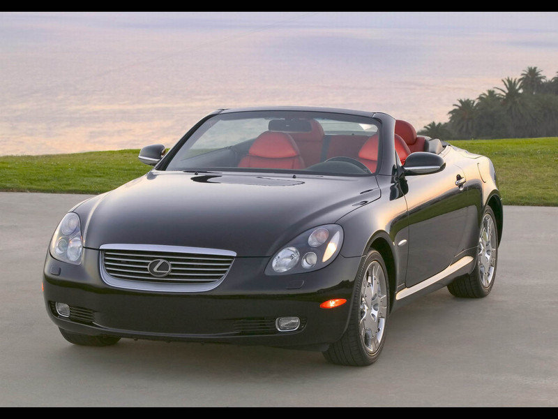 2006 Lexus Sc Pebble Beach Edition
