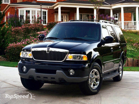 The Lincoln Navigator is the premium full-size sport utility vehicle that