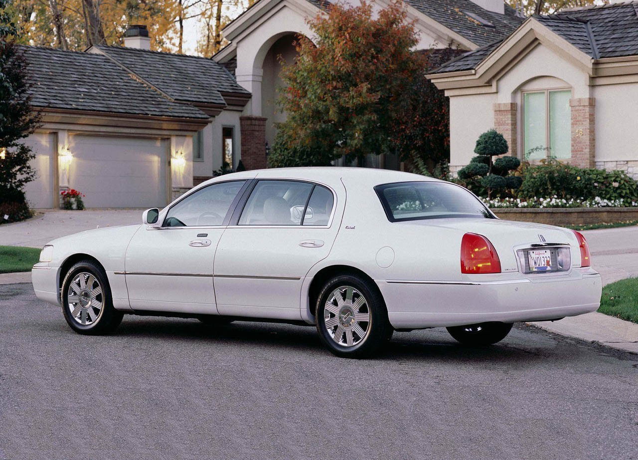2006 Lincoln Town Car Picture 8487 Car Review Top Speed