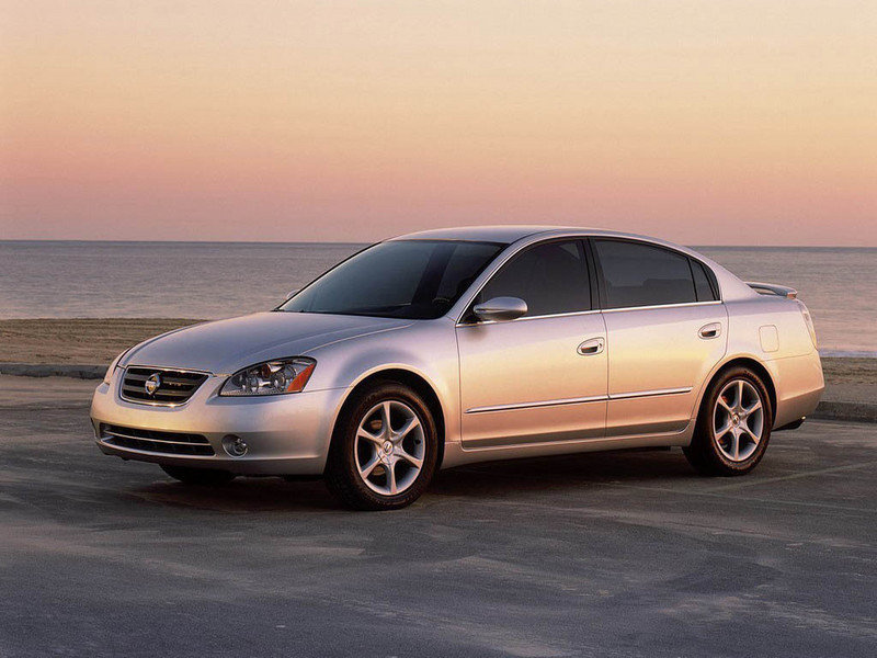 2006 Nissan Altima Review  Top Speed