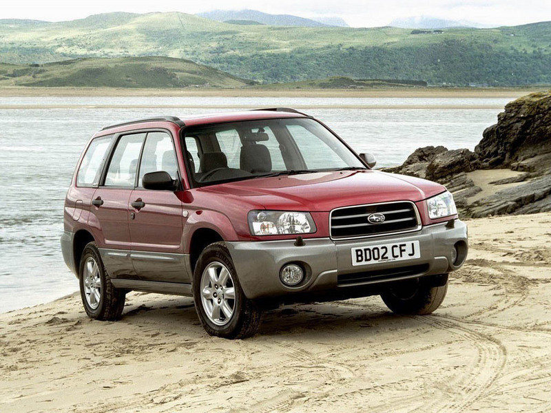 Subaru Forester  Xt Touring Sound Rating