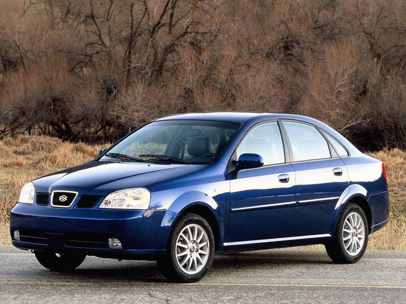 Infiniti Of Reno >> Suzuki Forenza: Latest News, Reviews, Specifications, Prices, Photos And Videos | Top Speed