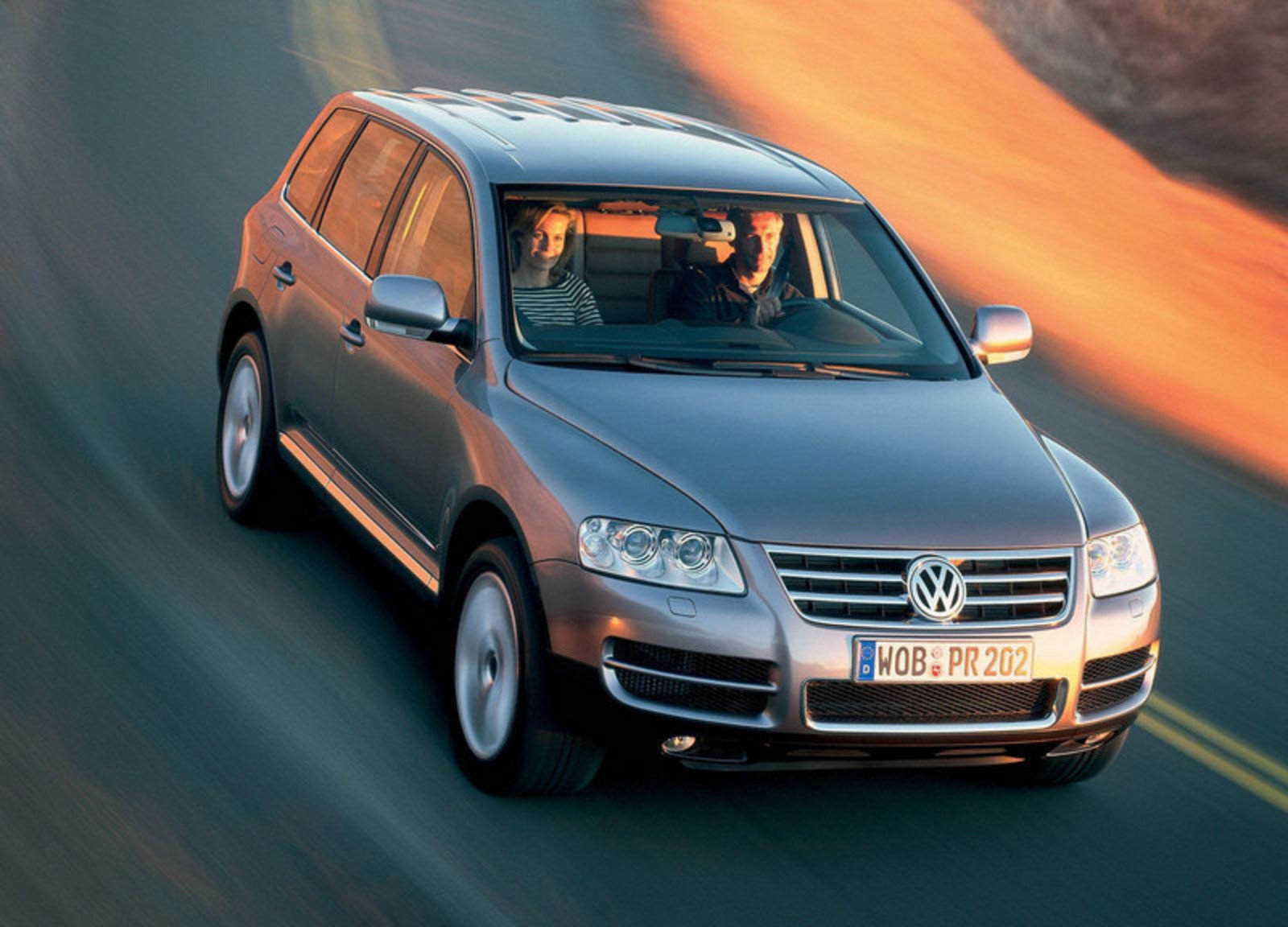 volkswagen touareg review top speed