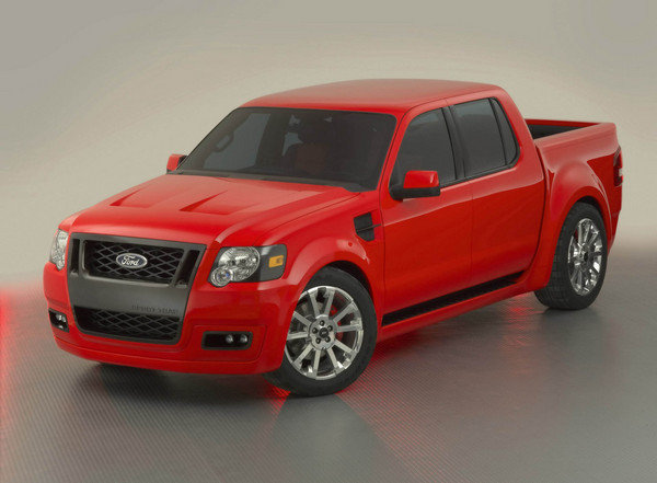 2007 ford sport trac adrenalin car review top speed. Black Bedroom Furniture Sets. Home Design Ideas