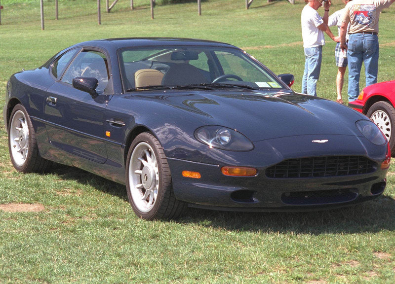 astonmartin db7 reviews specs prices photos and videos