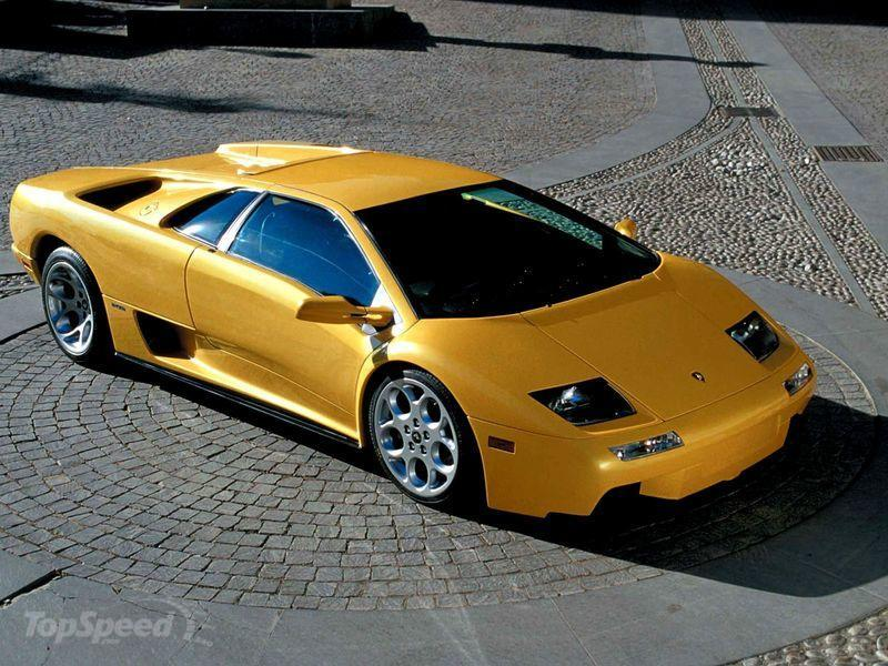The Best (and Fastest) Supercars of the 90s High Resolution Exterior - image 25067