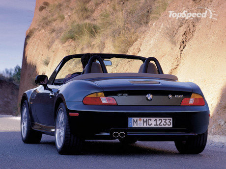 The BMW Z3 was the first modern mass-market roadster produced by BMW,