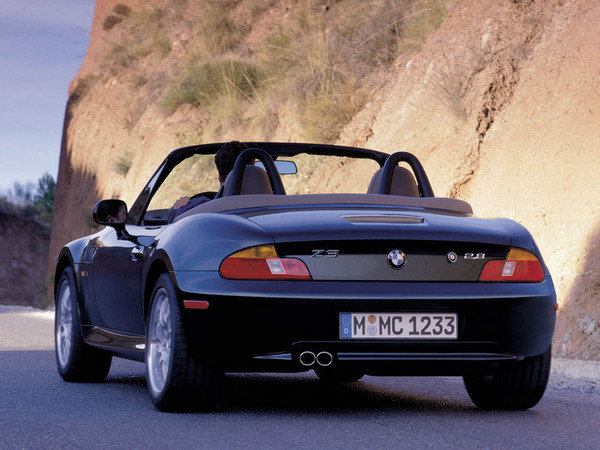 1996 2002 Bmw Z3 Car Review Top Speed