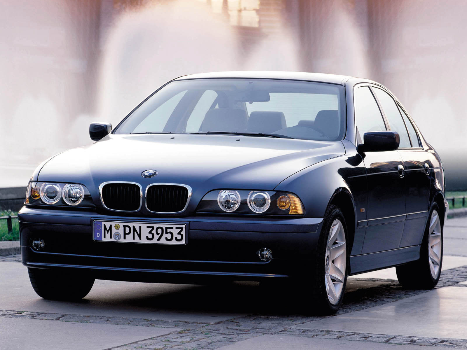 1998 - 2003 bmw 5-series (e39) review - top speed