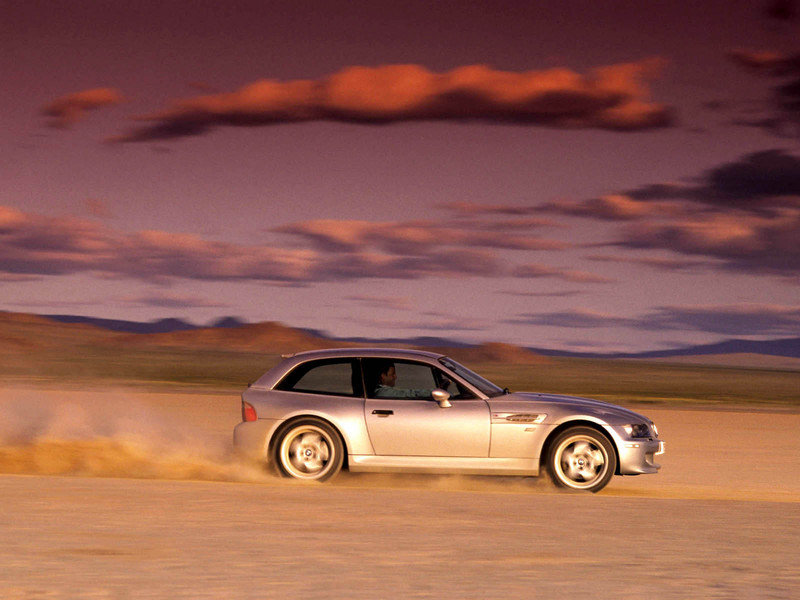 1998 - 2002 BMW M Coupe