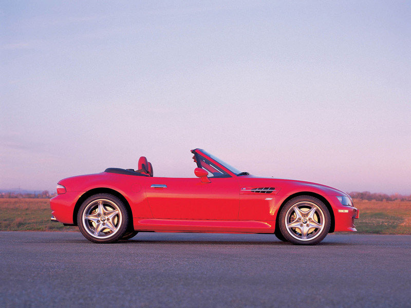 1998 - 2002 BMW M Roadster High Resolution Exterior - image 31123