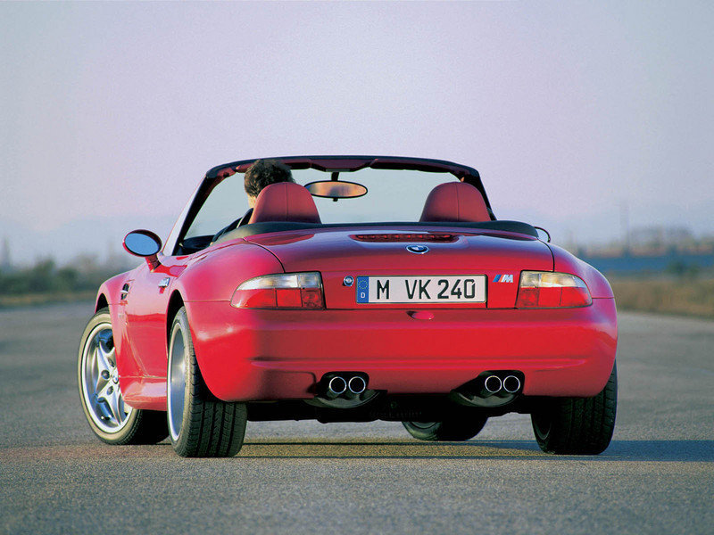 1998 - 2002 BMW M Roadster High Resolution Exterior - image 31126