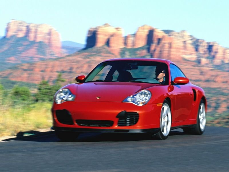 1998 - 2005 Porsche Turbo (996) - image 27191