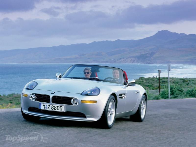 1999-2003 BMW Z8 picture: 31255 - Top Speed