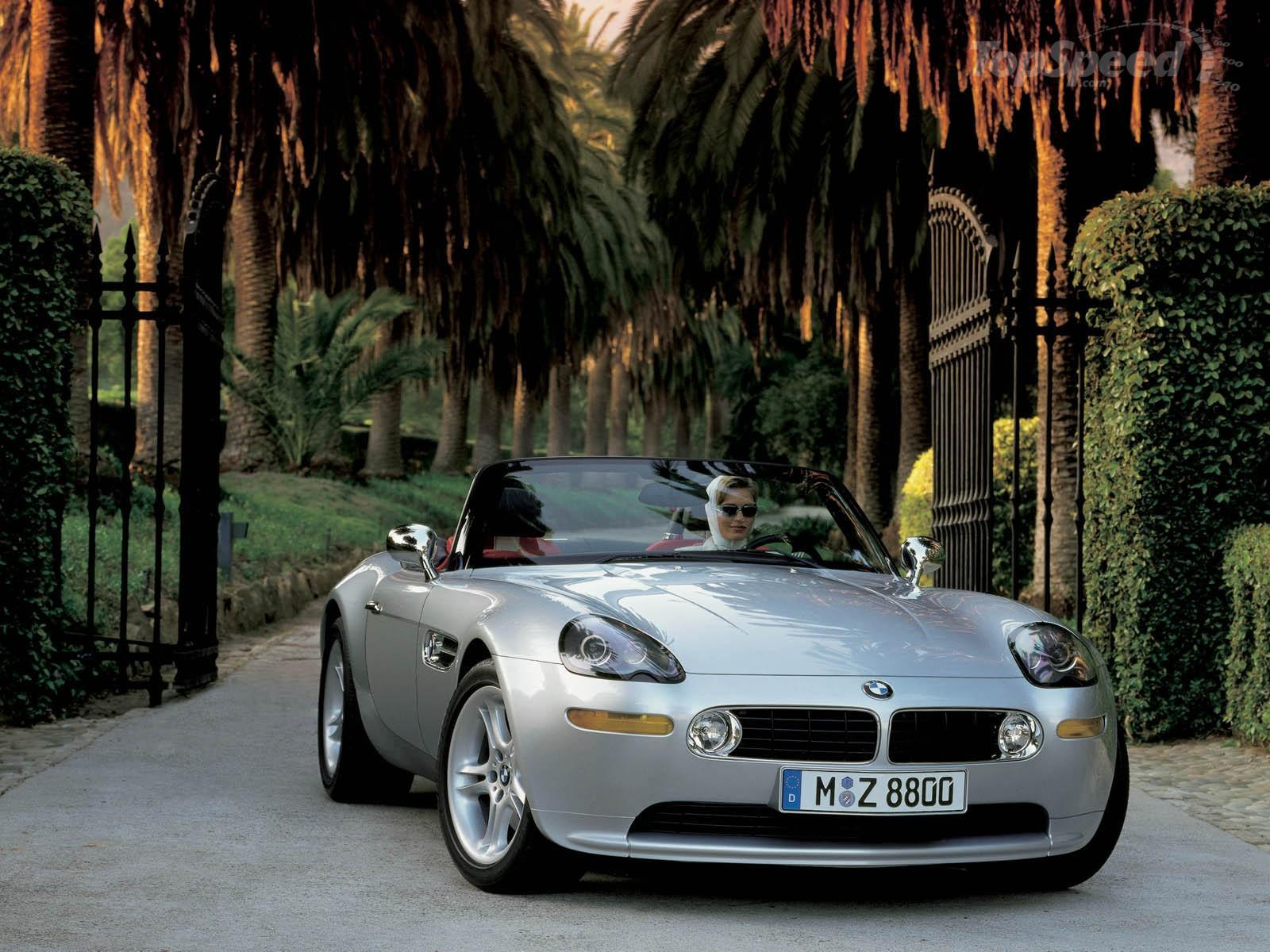 1999 2003 Bmw Z8 Picture 31257 Car News Top Speed