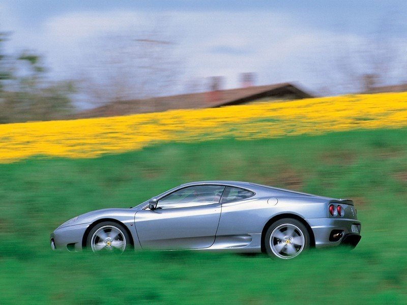 1999 - 2004 Ferrari 360 Modena High Resolution Exterior - image 32217