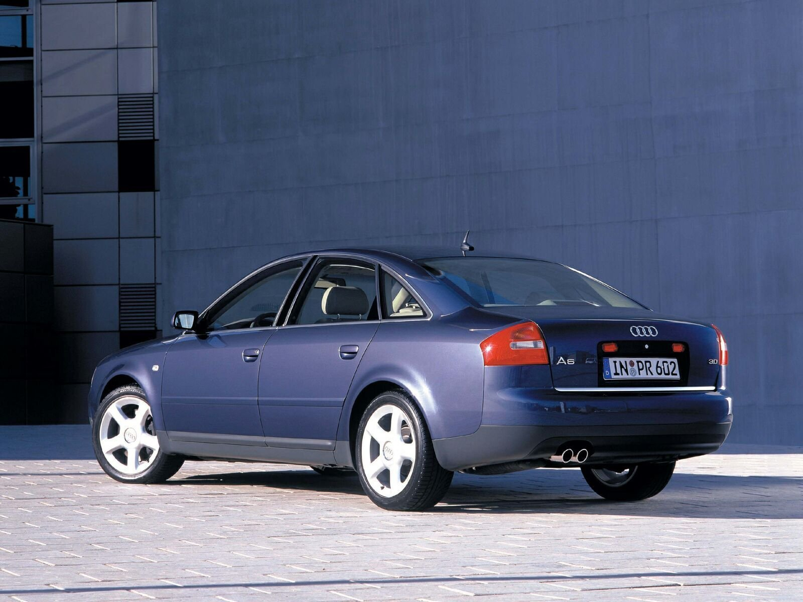2001 audi a6 picture 29814 car review top speed. Black Bedroom Furniture Sets. Home Design Ideas