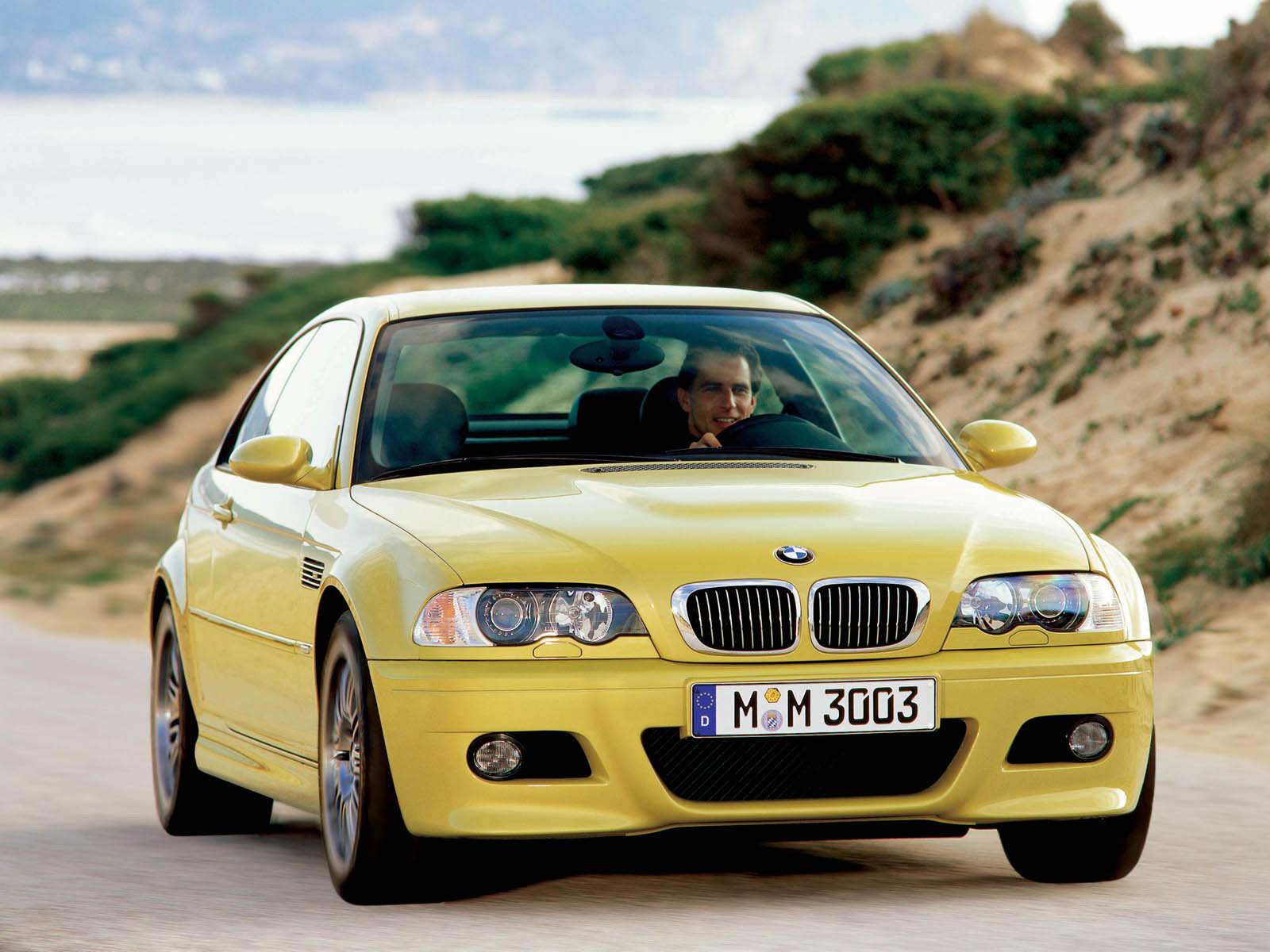 2001  2003 BMW M3 E46 Review  Top Speed