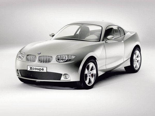2001 BMW X Coupe - Top Speed