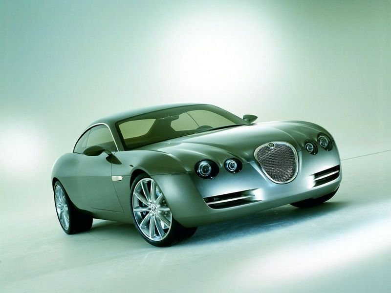 2001 Jaguar R Coupe Concept Pictures Photos Wallpapers Top Speed