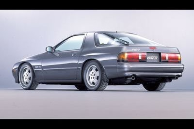 2001 Mazda RX7   Top Speed