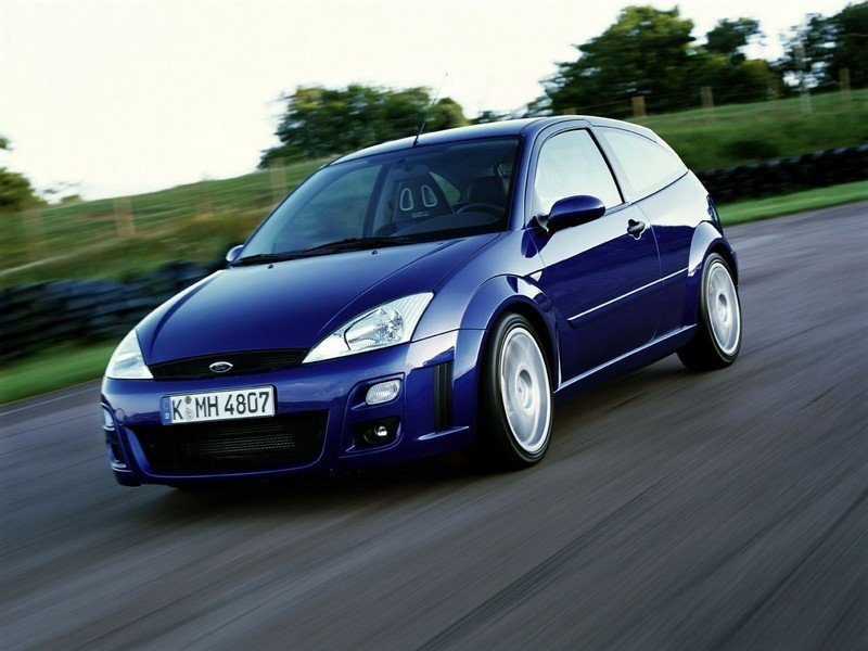 Ford Focus RS: Historical Retrospective - image 32386