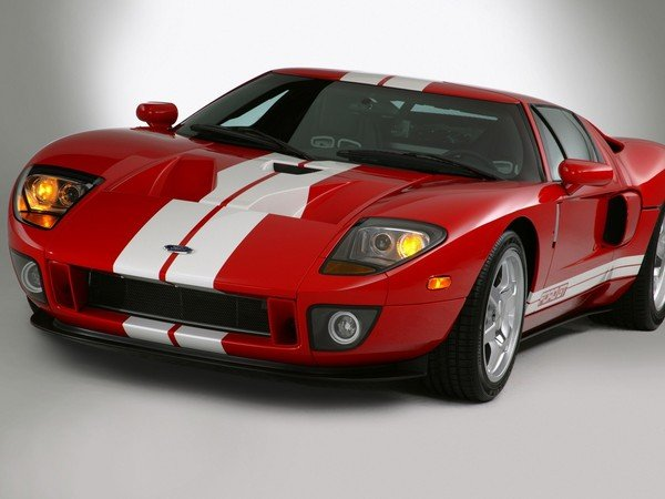 2002 Ford Gt40 Review Top Speed