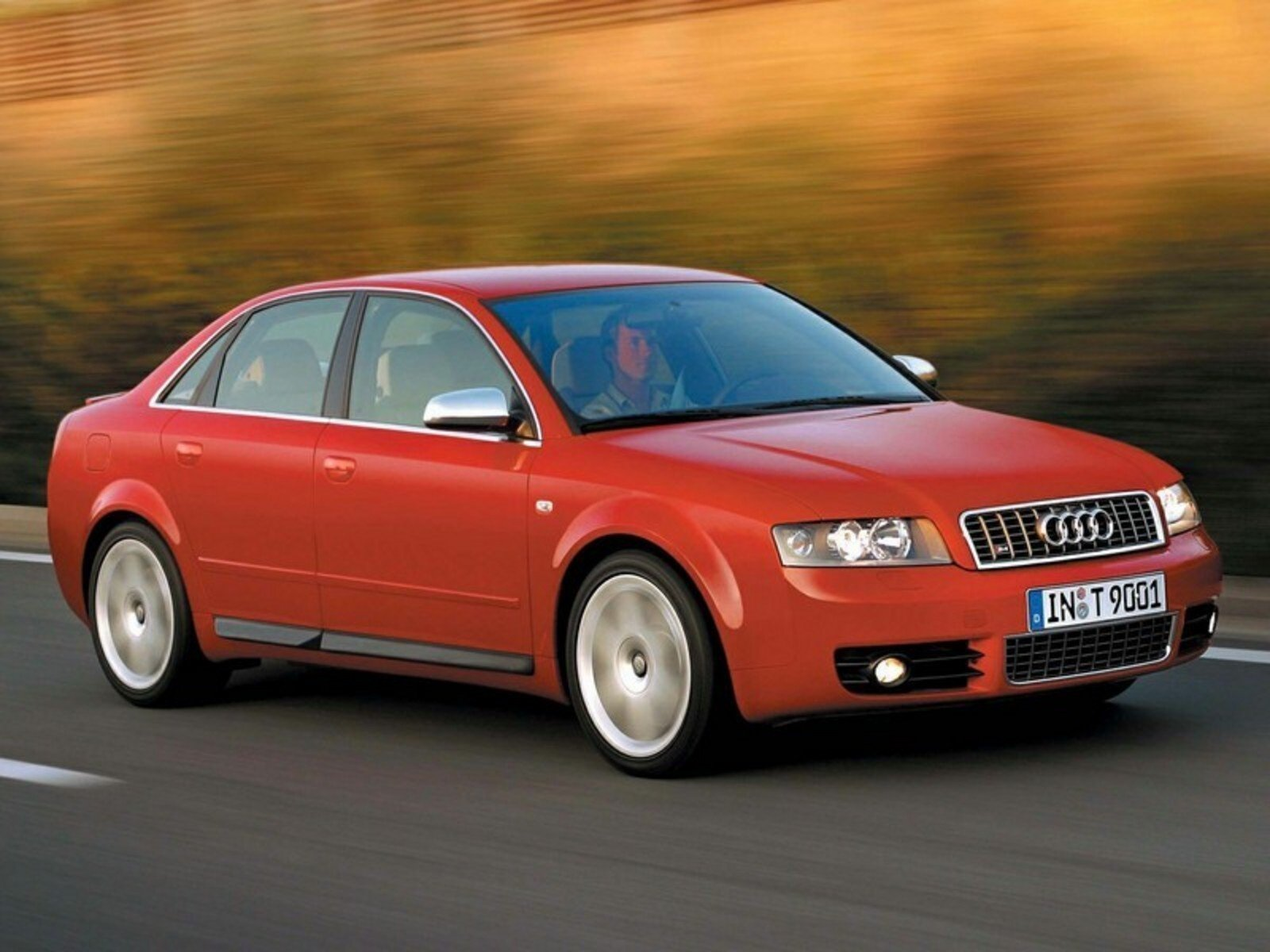 Audi S4 0 60 >> 2003 - 2005 Audi S4 Review - Top Speed