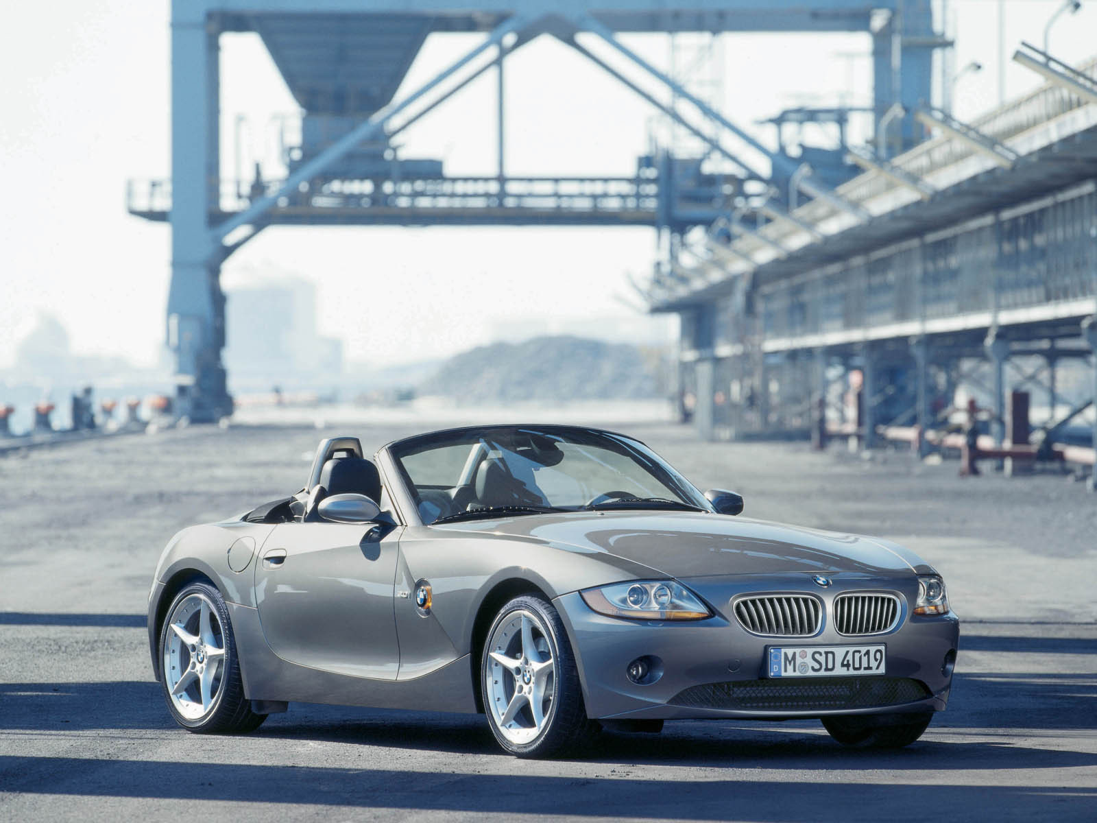 2003 Bmw Z4 Picture 31230 Car Review Top Speed