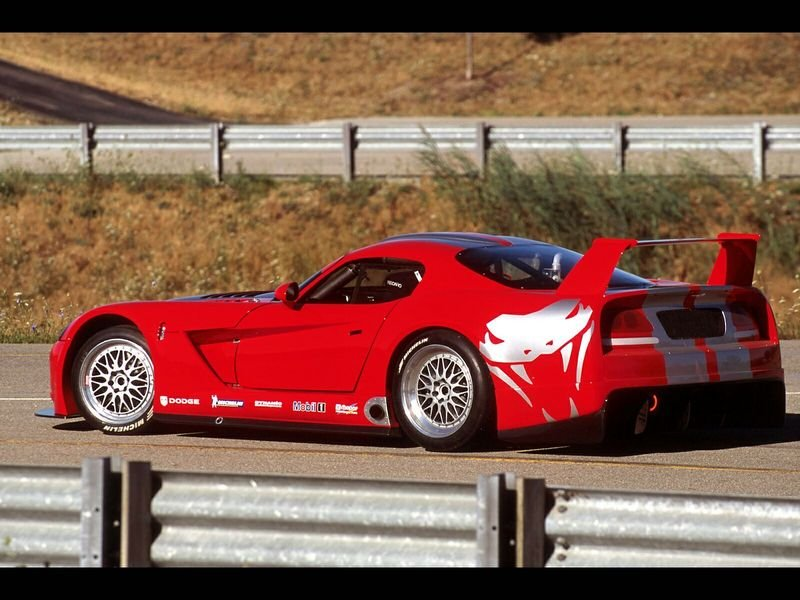 Wallpaper of the Day: Dodge Viper SRT 10
