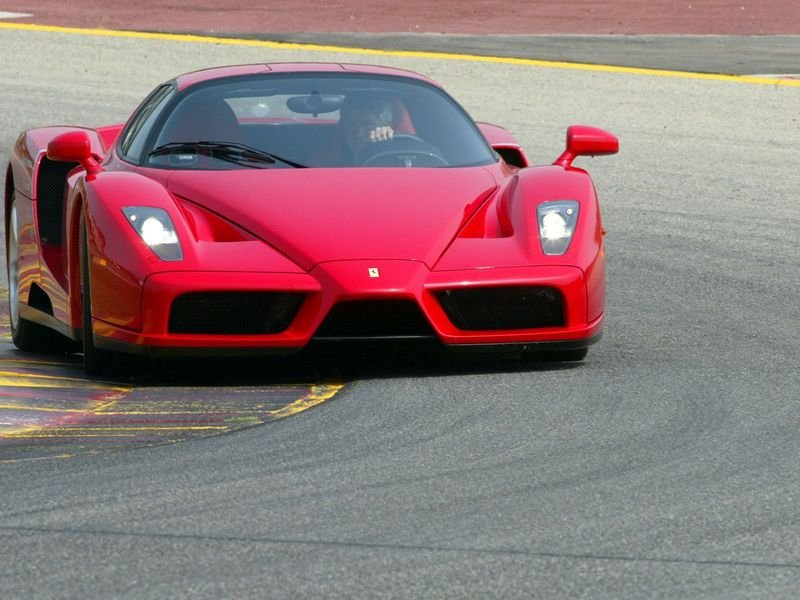 2003 - 2004 Ferrari Enzo High Resolution Exterior - image 32319