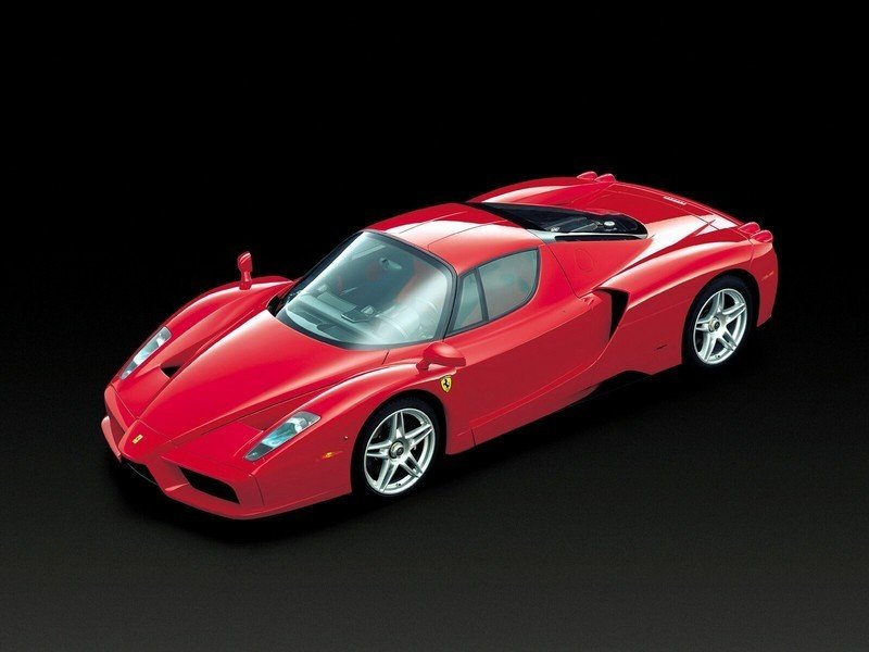 2003 - 2004 Ferrari Enzo High Resolution Exterior - image 32277